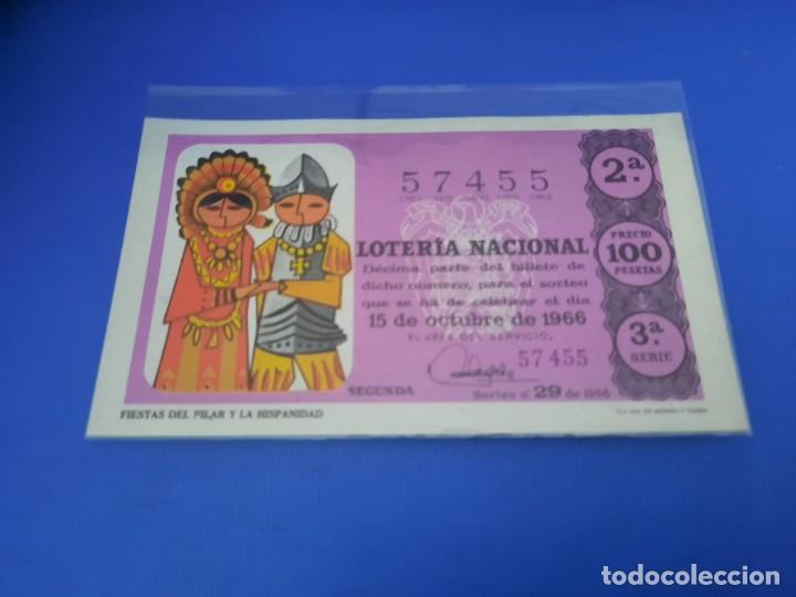 Lotería Nacional: Loteria 1966 año completo - Foto 56 - 262021815