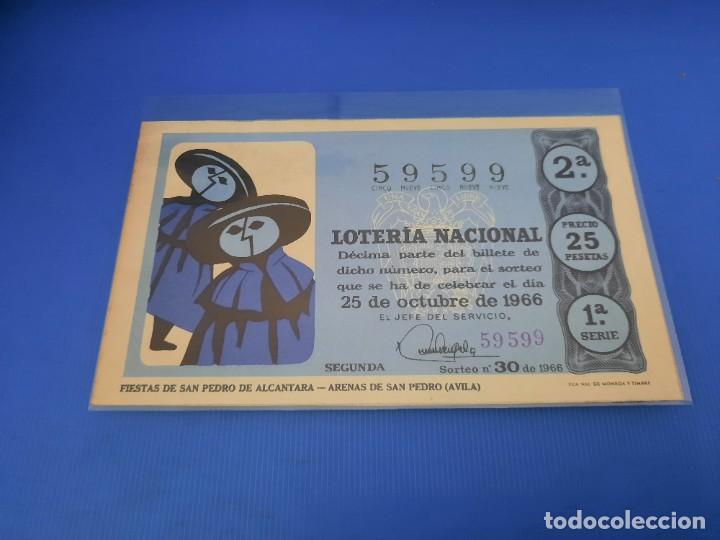 Lotería Nacional: Loteria 1966 año completo - Foto 58 - 262021815