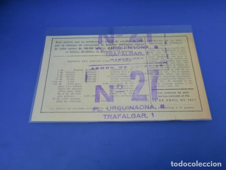 Lotería Nacional: Loteria 1966 año completo - Foto 59 - 262021815