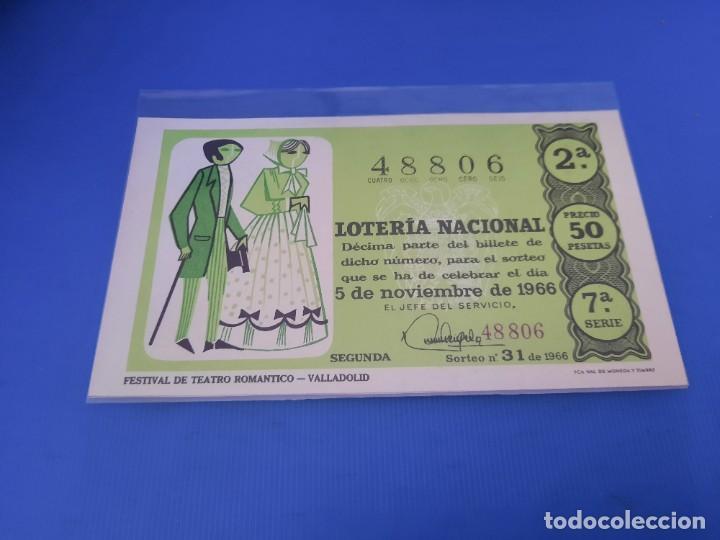 Lotería Nacional: Loteria 1966 año completo - Foto 60 - 262021815