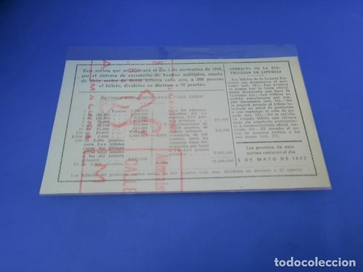 Lotería Nacional: Loteria 1966 año completo - Foto 61 - 262021815