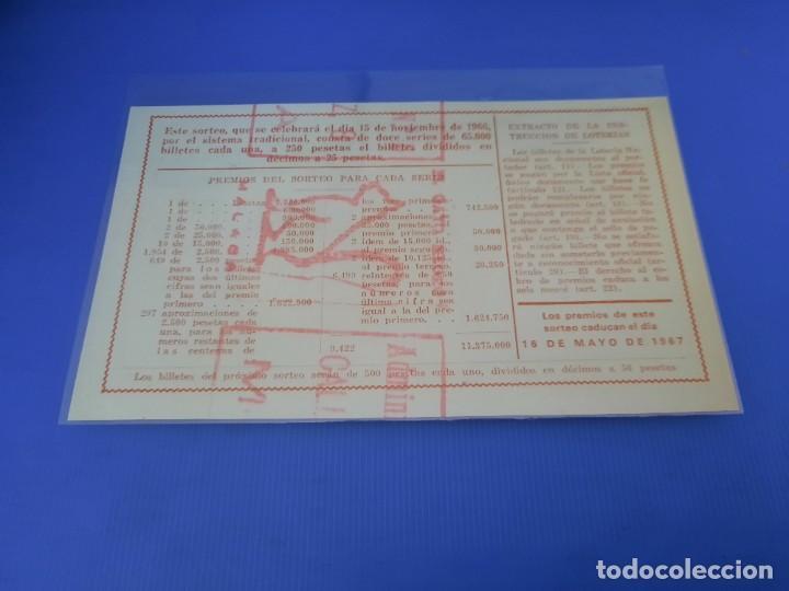 Lotería Nacional: Loteria 1966 año completo - Foto 63 - 262021815