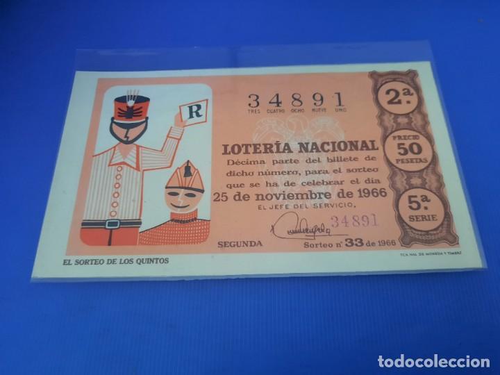 Lotería Nacional: Loteria 1966 año completo - Foto 64 - 262021815