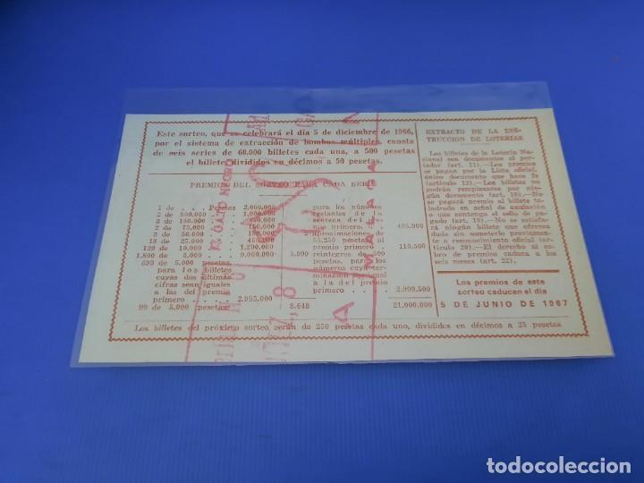 Lotería Nacional: Loteria 1966 año completo - Foto 66 - 262021815