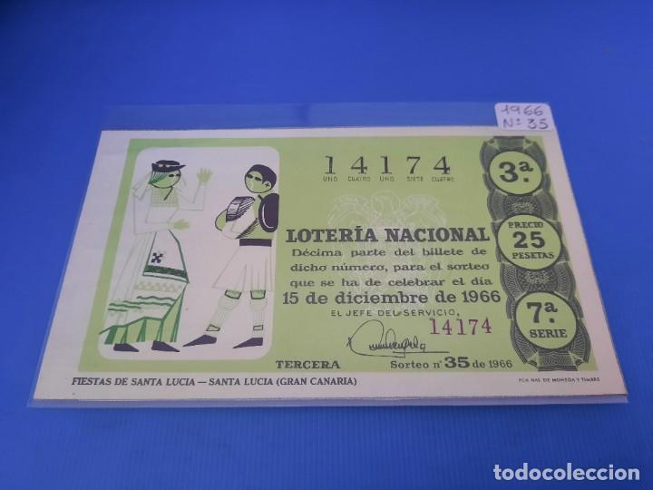 Lotería Nacional: Loteria 1966 año completo - Foto 67 - 262021815