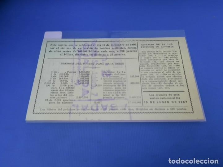 Lotería Nacional: Loteria 1966 año completo - Foto 68 - 262021815