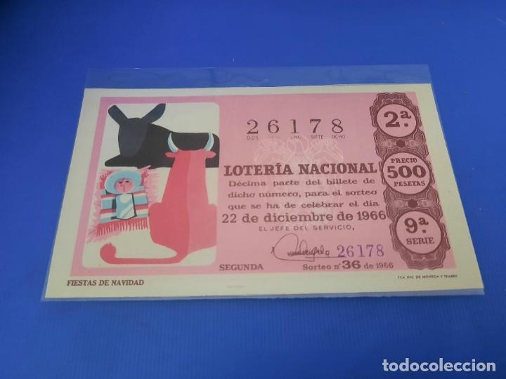 Lotería Nacional: Loteria 1966 año completo - Foto 69 - 262021815