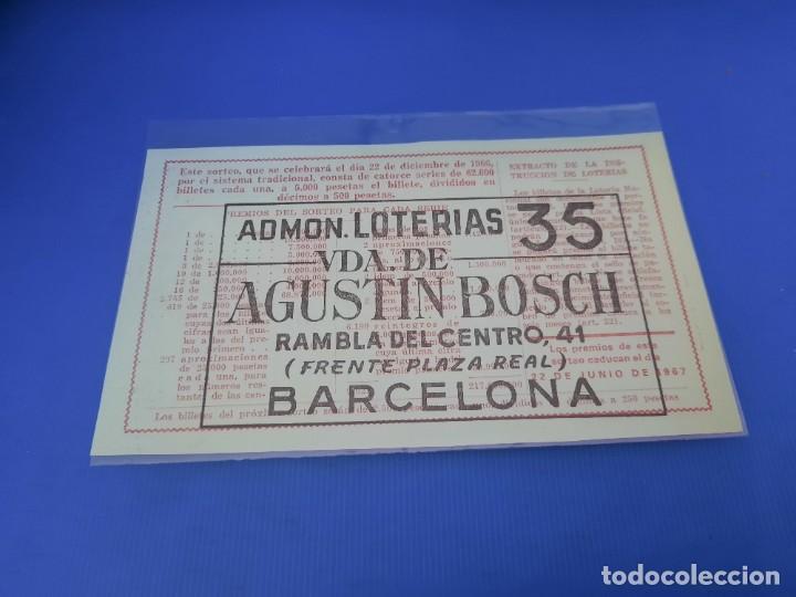 Lotería Nacional: Loteria 1966 año completo - Foto 70 - 262021815