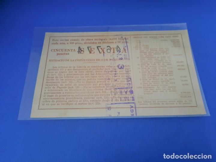 Lotería Nacional: Loteria 1961 año completo - Foto 5 - 262023165
