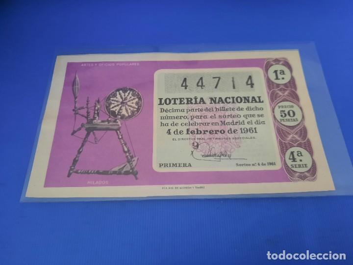 Lotería Nacional: Loteria 1961 año completo - Foto 8 - 262023165
