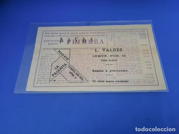 Lotería Nacional: Loteria 1961 año completo - Foto 9 - 262023165