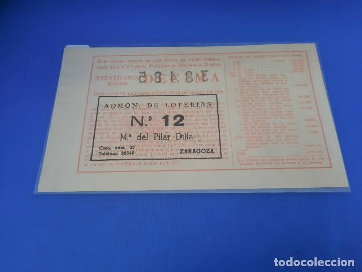 Lotería Nacional: Loteria 1961 año completo - Foto 11 - 262023165