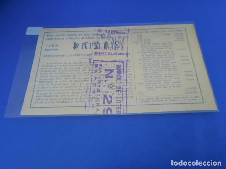 Lotería Nacional: Loteria 1961 año completo - Foto 15 - 262023165