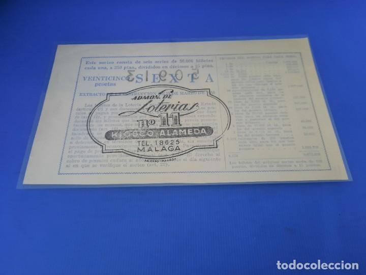 Lotería Nacional: Loteria 1961 año completo - Foto 23 - 262023165