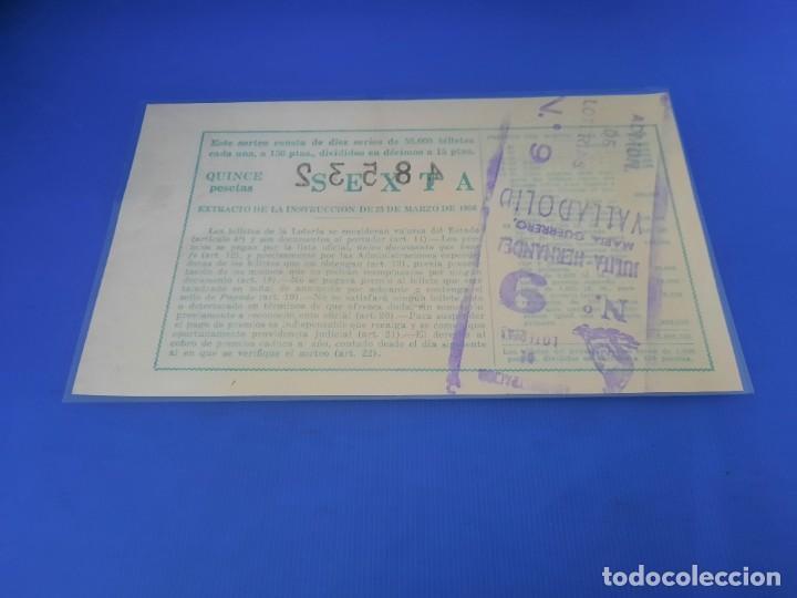 Lotería Nacional: Loteria 1961 año completo - Foto 25 - 262023165