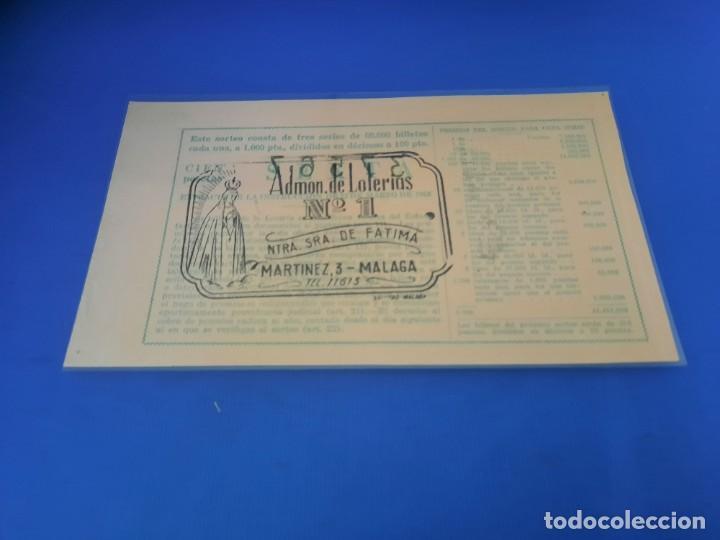 Lotería Nacional: Loteria 1961 año completo - Foto 27 - 262023165