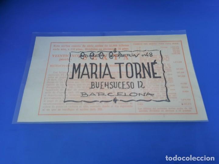 Lotería Nacional: Loteria 1961 año completo - Foto 29 - 262023165