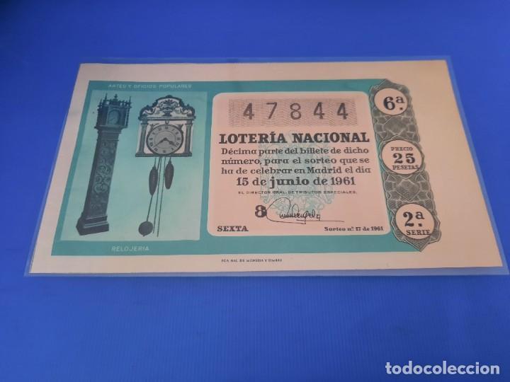 Lotería Nacional: Loteria 1961 año completo - Foto 34 - 262023165