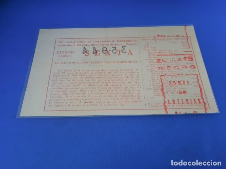Lotería Nacional: Loteria 1961 año completo - Foto 37 - 262023165