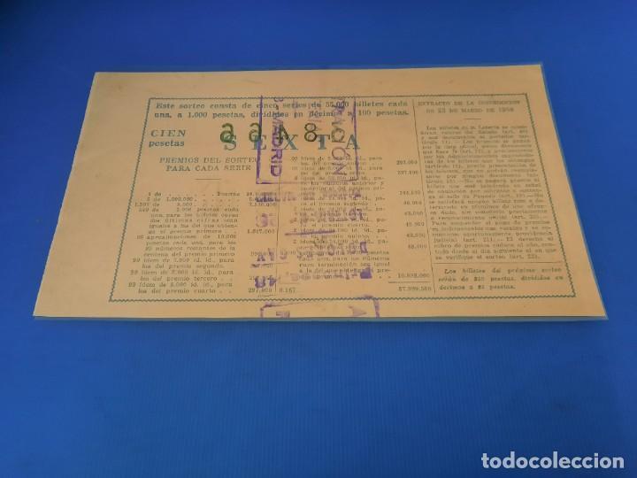 Lotería Nacional: Loteria 1961 año completo - Foto 39 - 262023165