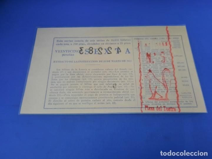 Lotería Nacional: Loteria 1961 año completo - Foto 47 - 262023165