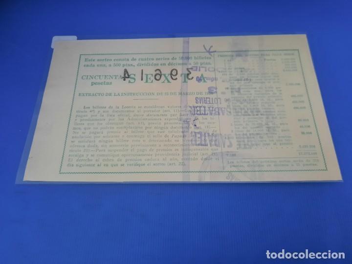Lotería Nacional: Loteria 1961 año completo - Foto 51 - 262023165