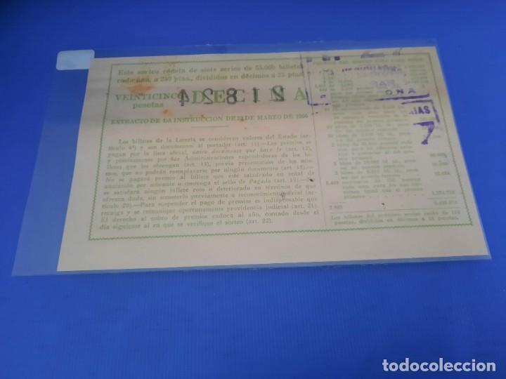 Lotería Nacional: Loteria 1961 año completo - Foto 59 - 262023165