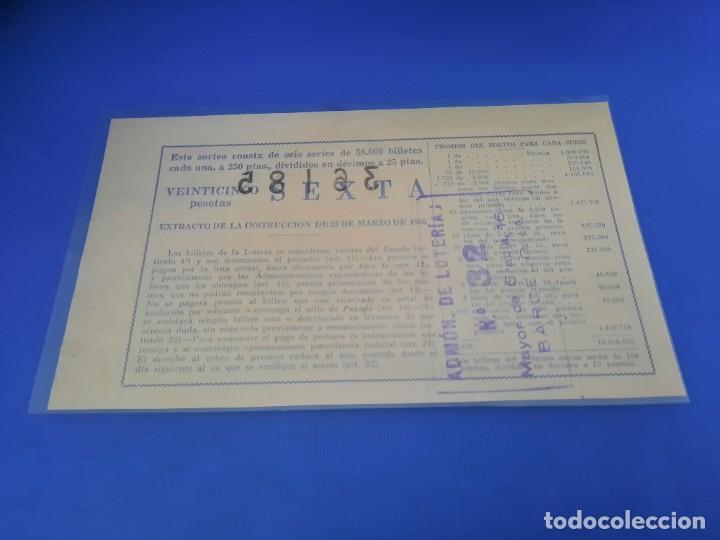 Lotería Nacional: Loteria 1961 año completo - Foto 65 - 262023165