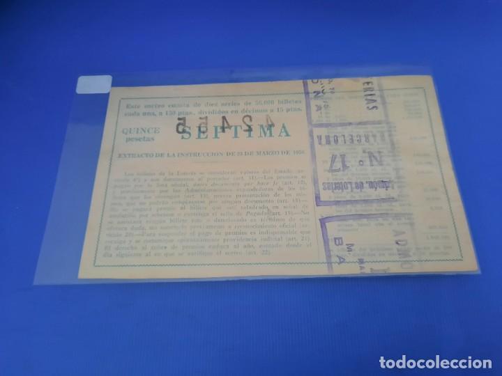 Lotería Nacional: Loteria 1961 año completo - Foto 67 - 262023165