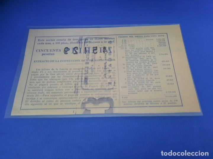 Lotería Nacional: Loteria 1961 año completo - Foto 69 - 262023165