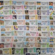 Loterie Nationale: LOTERIA NACIONAL DEL SABADO DEL AÑO 2000 - AÑO COMPLETO - 51 DECIMOS. Lote 263175875