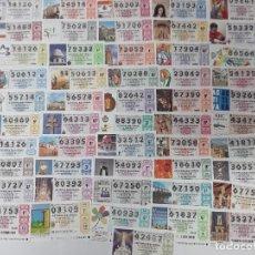 Loterie Nationale: LOTERIA NACIONAL DE SABADOS DEL AÑO 2003 - AÑO COMPLETO - 51 DECIMOS. Lote 263908335