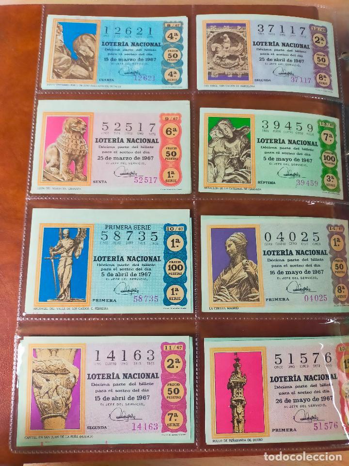Lotería Nacional: Colección décimos de lotería España años 1967-1990 CAPICUAS Y NUMEROS BAJOS EXCELENTE! - Foto 5 - 265158944
