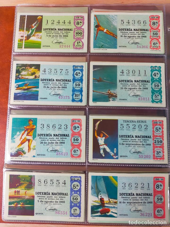 Lotería Nacional: Colección décimos de lotería España años 1967-1990 CAPICUAS Y NUMEROS BAJOS EXCELENTE! - Foto 12 - 265158944