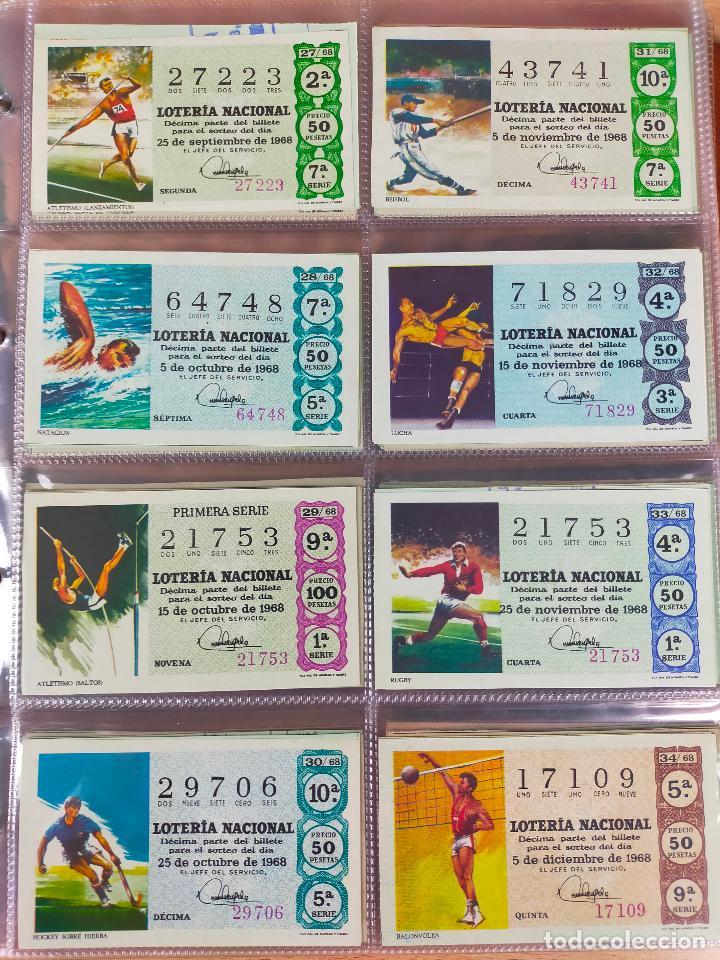Lotería Nacional: Colección décimos de lotería España años 1967-1990 CAPICUAS Y NUMEROS BAJOS EXCELENTE! - Foto 13 - 265158944