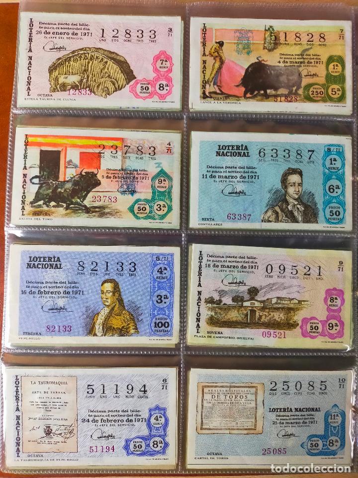 Lotería Nacional: Colección décimos de lotería España años 1967-1990 CAPICUAS Y NUMEROS BAJOS EXCELENTE! - Foto 26 - 265158944