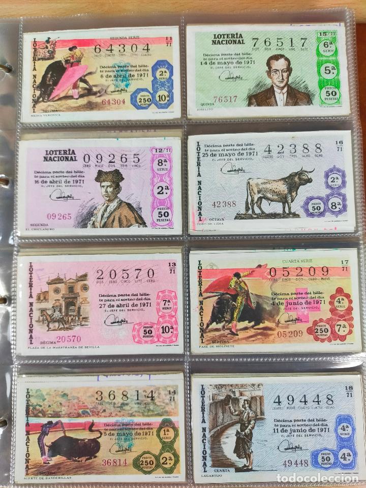 Lotería Nacional: Colección décimos de lotería España años 1967-1990 CAPICUAS Y NUMEROS BAJOS EXCELENTE! - Foto 27 - 265158944