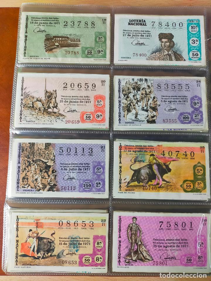 Lotería Nacional: Colección décimos de lotería España años 1967-1990 CAPICUAS Y NUMEROS BAJOS EXCELENTE! - Foto 28 - 265158944