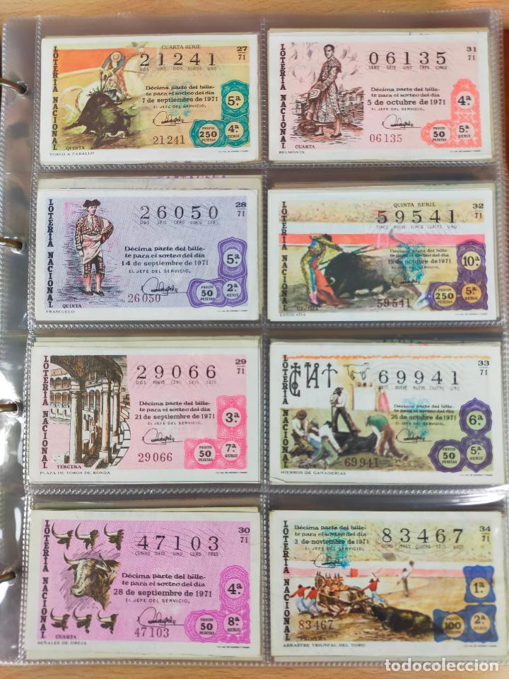 Lotería Nacional: Colección décimos de lotería España años 1967-1990 CAPICUAS Y NUMEROS BAJOS EXCELENTE! - Foto 29 - 265158944
