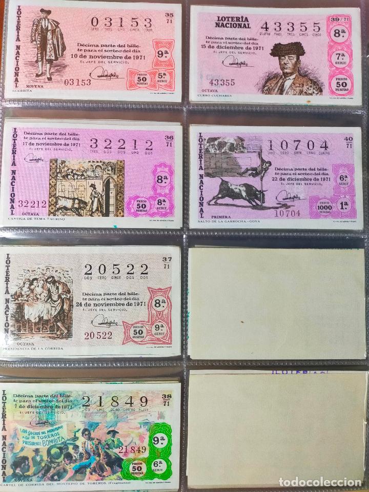 Lotería Nacional: Colección décimos de lotería España años 1967-1990 CAPICUAS Y NUMEROS BAJOS EXCELENTE! - Foto 30 - 265158944