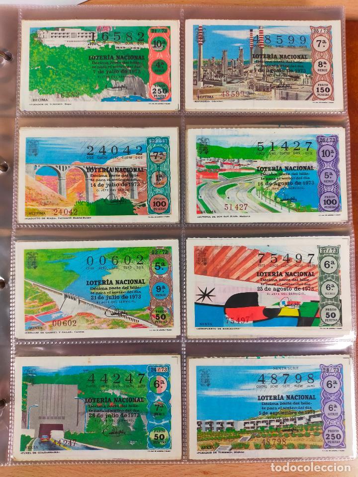 Lotería Nacional: Colección décimos de lotería España años 1967-1990 CAPICUAS Y NUMEROS BAJOS EXCELENTE! - Foto 39 - 265158944