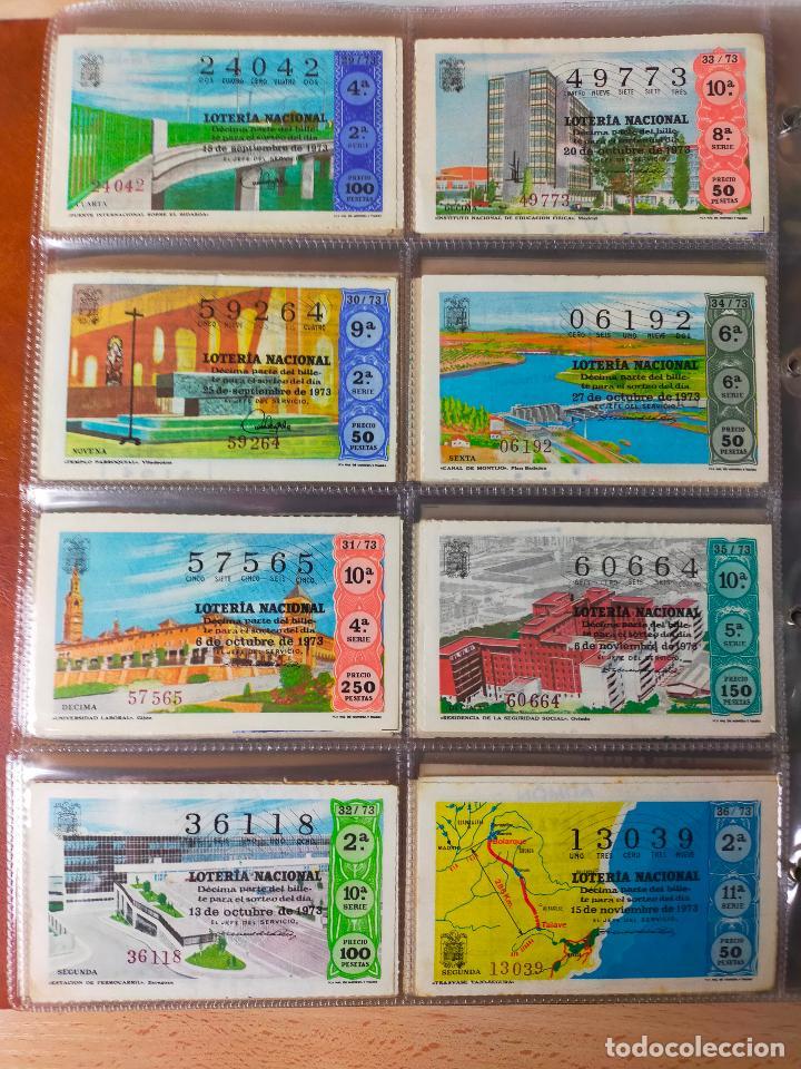 Lotería Nacional: Colección décimos de lotería España años 1967-1990 CAPICUAS Y NUMEROS BAJOS EXCELENTE! - Foto 40 - 265158944