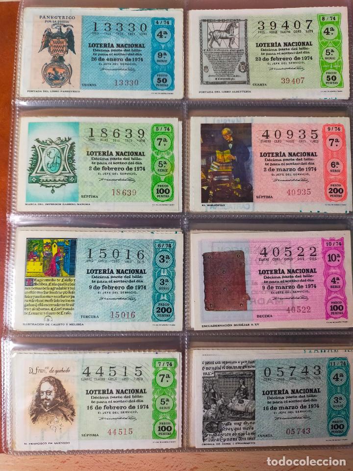 Lotería Nacional: Colección décimos de lotería España años 1967-1990 CAPICUAS Y NUMEROS BAJOS EXCELENTE! - Foto 43 - 265158944