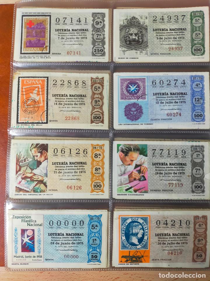 Lotería Nacional: Colección décimos de lotería España años 1967-1990 CAPICUAS Y NUMEROS BAJOS EXCELENTE! - Foto 53 - 265158944