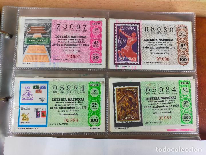 Lotería Nacional: Colección décimos de lotería España años 1967-1990 CAPICUAS Y NUMEROS BAJOS EXCELENTE! - Foto 56 - 265158944