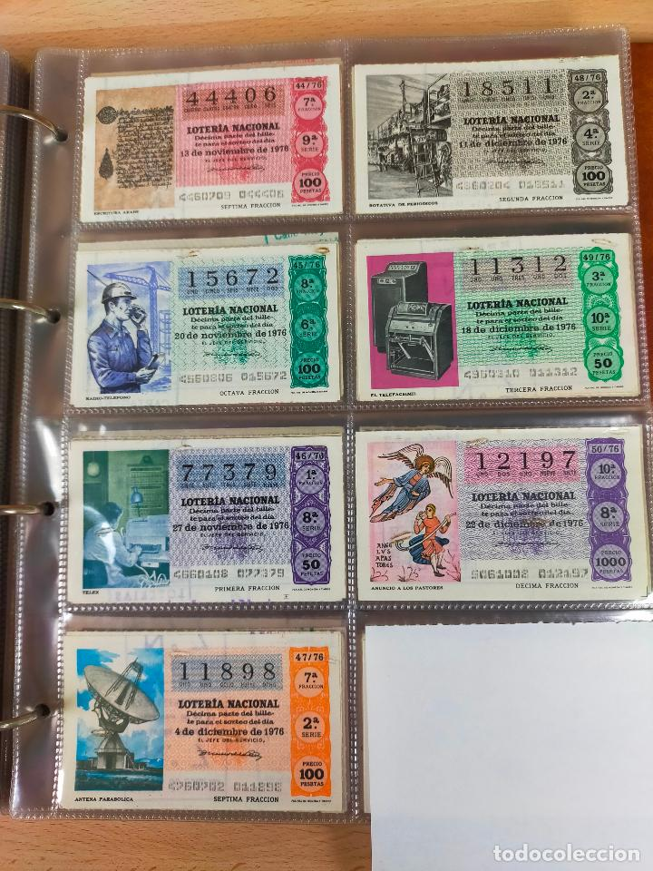 Lotería Nacional: Colección décimos de lotería España años 1967-1990 CAPICUAS Y NUMEROS BAJOS EXCELENTE! - Foto 63 - 265158944