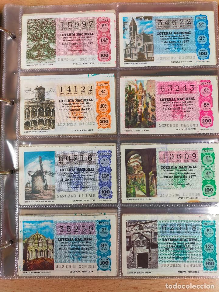 Lotería Nacional: Colección décimos de lotería España años 1967-1990 CAPICUAS Y NUMEROS BAJOS EXCELENTE! - Foto 66 - 265158944