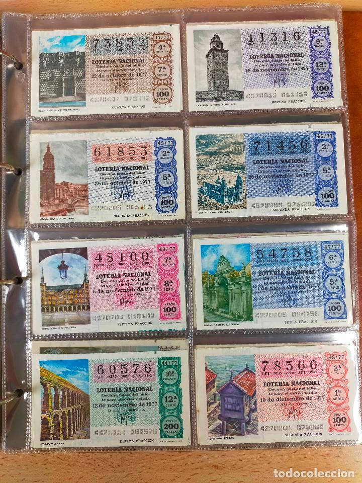 Lotería Nacional: Colección décimos de lotería España años 1967-1990 CAPICUAS Y NUMEROS BAJOS EXCELENTE! - Foto 70 - 265158944