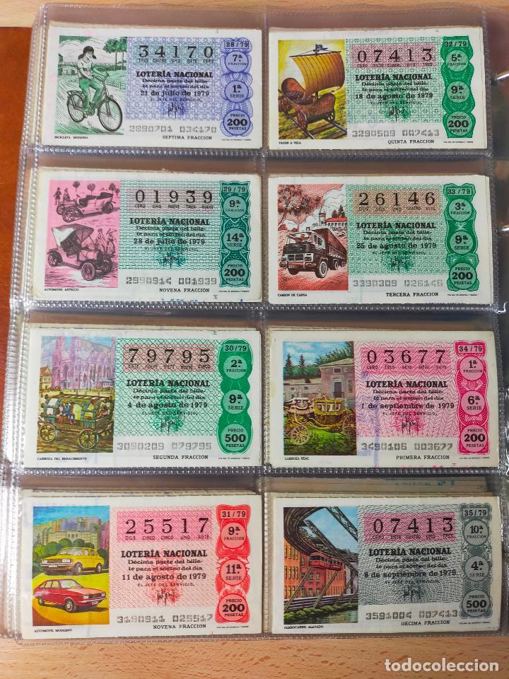 Lotería Nacional: Colección décimos de lotería España años 1967-1990 CAPICUAS Y NUMEROS BAJOS EXCELENTE! - Foto 83 - 265158944
