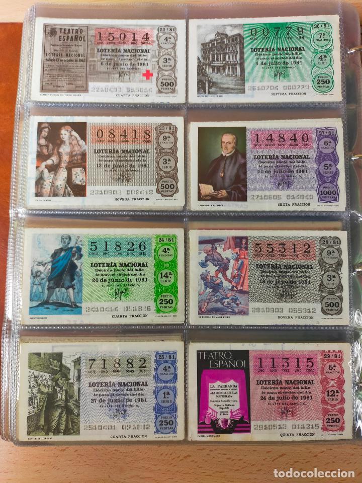 Lotería Nacional: Colección décimos de lotería España años 1967-1990 CAPICUAS Y NUMEROS BAJOS EXCELENTE! - Foto 99 - 265158944